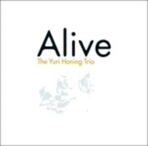 Alive - CD Audio di Yuri Honing