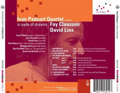 In Exile of Dreams - CD Audio di Ivan Paduart - 2