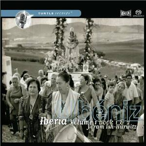 Iberia vol.1 - SuperAudio CD di Isaac Albéniz