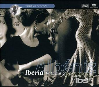 Iberia vol.3 - SuperAudio CD di Isaac Albéniz