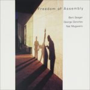 Freedom of Assembly - CD Audio di Bert Seager