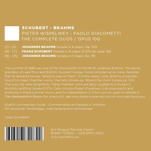 Complete Duos. Opus 100 - CD Audio di Pieter Wispelwey - 2