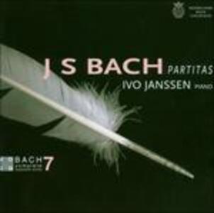 Partitas vol.7 - CD Audio di Johann Sebastian Bach