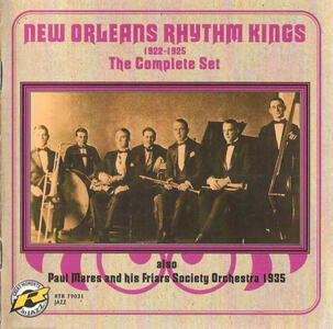 Complete Set - CD Audio di New Orleans Rhythm Kings
