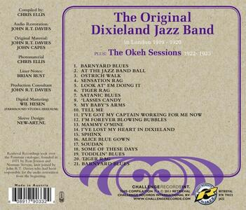 In London 1919-1920 - CD Audio di Original Dixieland Jazz Band
