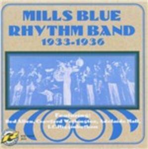 1933-1936 - CD Audio di Mills Blue Rhythm Band