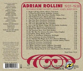 1937-1938 - CD Audio di Adrian Rollini - 2