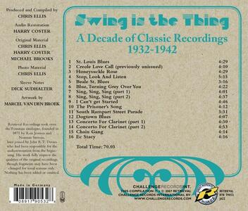 Swing Is the Thing - CD Audio