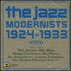 The Modernists 1924-1934 - CD Audio