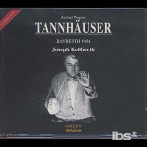 Tannhäuser - CD Audio di Richard Wagner,Joseph Keilberth