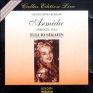Armida - CD Audio di Maria Callas,Gioachino Rossini,Tullio Serafin