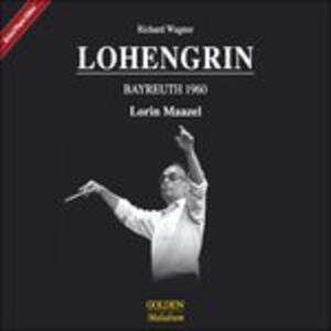 Lohengrin - CD Audio di Richard Wagner