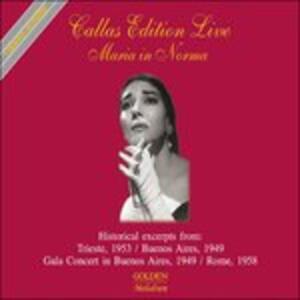 Norma - CD Audio di Vincenzo Bellini,Maria Callas
