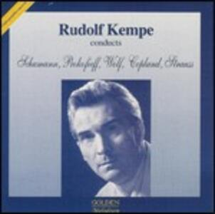 Rudolf Kempe - CD Audio di Rudolf Kempe