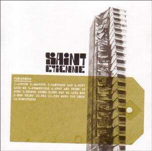 Finisterre - CD Audio di Saint Etienne