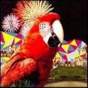 Alegranza - Vinile LP di El Guincho