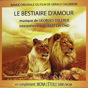 Le Bestiaire (Colonna sonora) - CD Audio di Georges Delerue