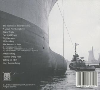 Diversion vol.3. Songs from the Shipyards - CD Audio di Unthanks - 2