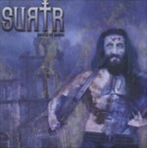 World of Doom - CD Audio di Surtr
