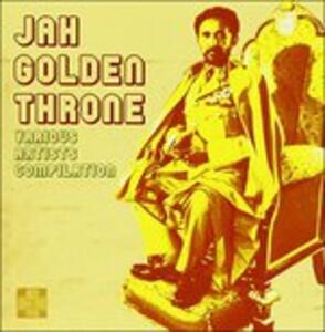 Jah Golden Throne - CD Audio