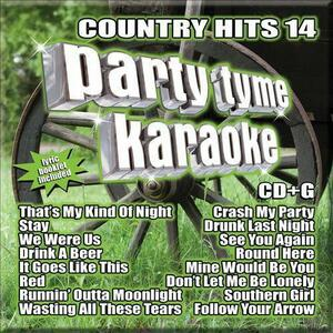 Party Tyme Karaoke - CD Audio