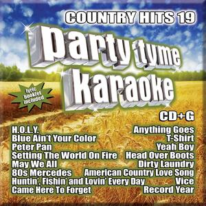 Party Tyme Karaoke - CD Audio