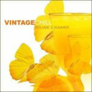 Vintage Chill 2 - CD Audio