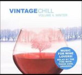 Vintage Chill 4 -Winter - CD Audio
