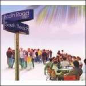 South Beach -Lincoln Road - CD Audio