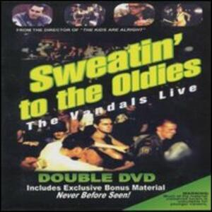 The Vandals. Sweatin' to the Oldies (2 DVD) - DVD