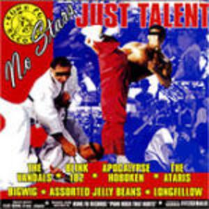 No Stars Just Talent - CD Audio
