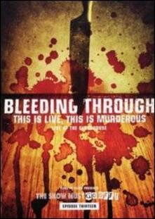 Bleeding Through. This Is Live, This Is Murderous - DVD