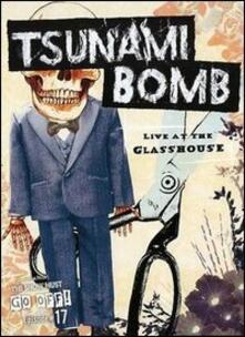 Tsunami Bomb. Live At The Glasshouse - DVD