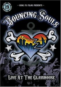 Bouncing Souls. Live At The Glasshouse - DVD