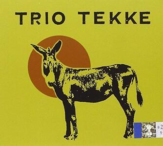 Samas - CD Audio di Trio Tekke