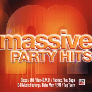 Massive Party Hits - CD Audio