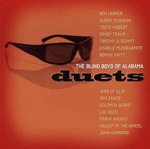Duets - CD Audio di Blind Boys of Alabama