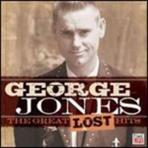 The Great Lost Hits - CD Audio di George Jones