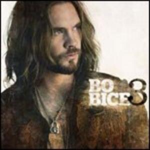 3 - CD Audio di Bo Bice