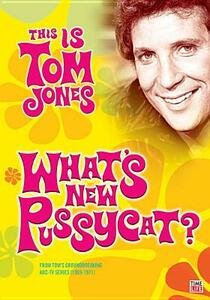 Tom Jones. This Is Tom Jones. What's New Pussycat? - DVD