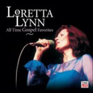 All Time Gospel Favorites - CD Audio di Loretta Lynn