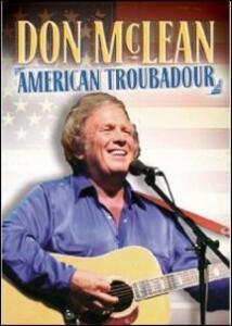 Don McLean. American Troubadour di Jim Brown - DVD