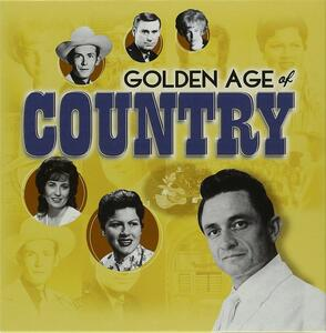 Golden Age of Country - CD Audio