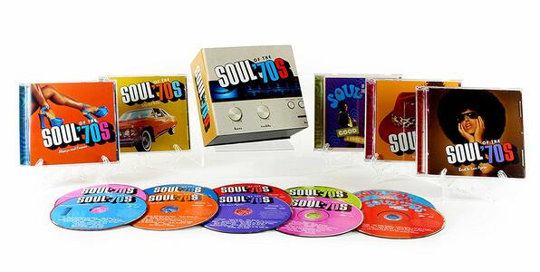 Soul of the 70s - CD Audio