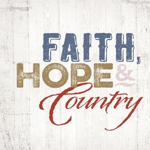 Faith, Hope & Country - CD Audio