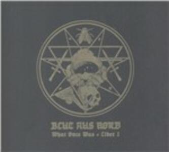 What Once Was...Liber 1 - CD Audio di Blut aus Nord