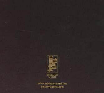 What Once Was...Liber 1 - CD Audio di Blut aus Nord - 2