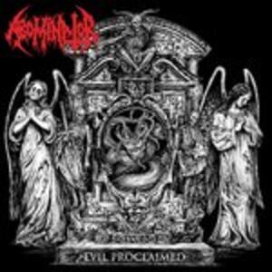 Evil Proclaimed - Vinile LP di Abominator