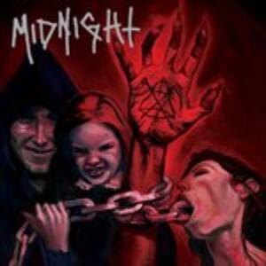 No Mercy for Mayhem - Vinile LP di Midnight