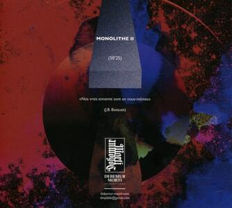 Monolithe II - CD Audio di Monolithe - 2